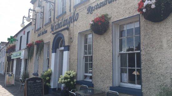 Celbridge, Ирландия: Michelangelo Restaurant