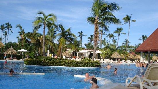 Luxury Bahia Principe Ambar: Ambar Blue pool/jacuzzi