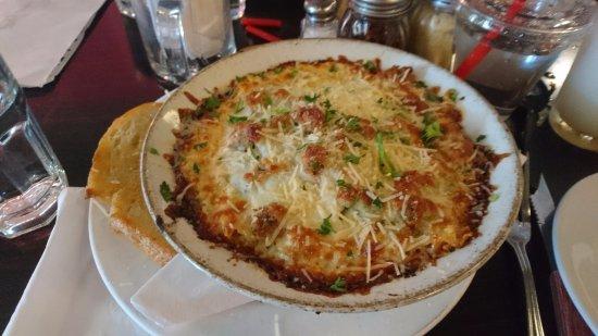 Mount Vernon, WA: Lasagna