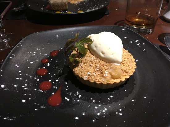 Killorglin, Ireland: Fruits pie