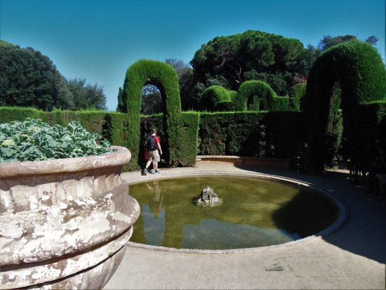 Parque del Laberinto de Horta: Parque
