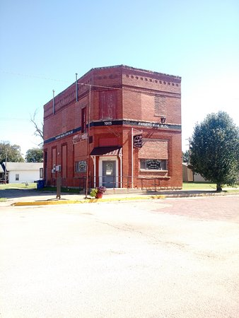 Davenport, OK: 1905 Farmer's Bank