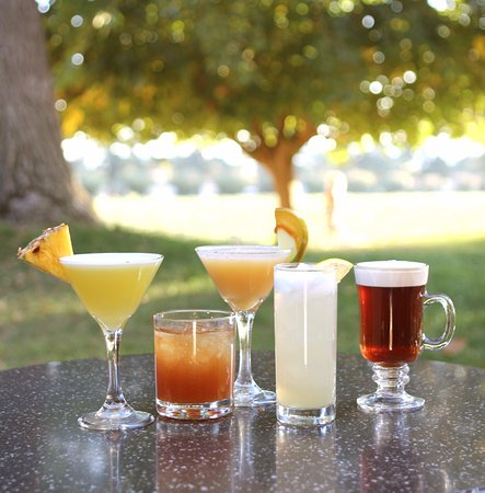 Cherry Valley, Kalifornien: Fall Seasonal Farm Cocktails