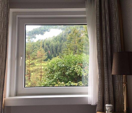Chalet Hotel Hartmann - Adults Only: 방에서 보이는 산