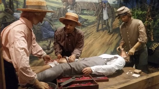 Frederick, MD: National Museum of Civil War Medicine
