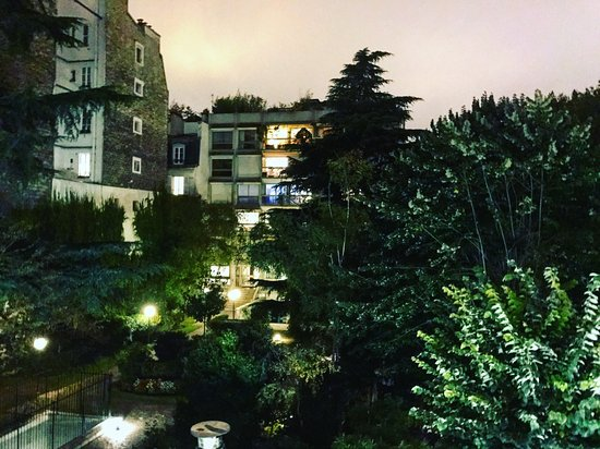 Hotel Spa Mabage Ile De France