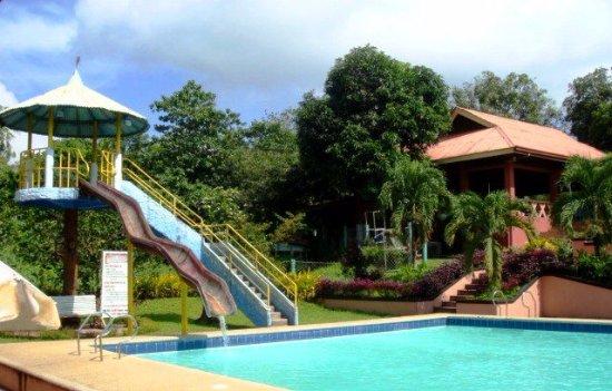 Capiz Province, Filippinerna: Pool area