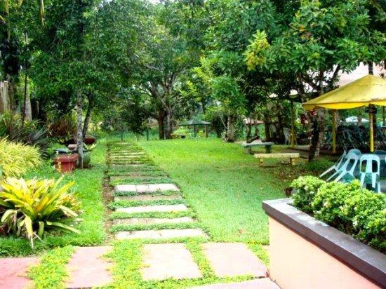 Capiz Province, الفلبين: Garden