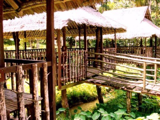 Capiz Province, Filippinerna: Cottages