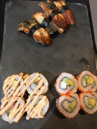 Restaurante bamboo sushi bar en el puerto de santa mar a - Sushi puerto santa maria ...
