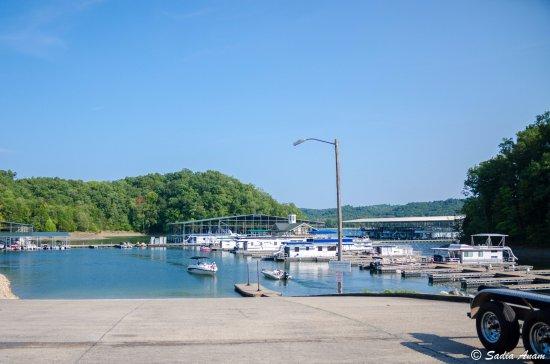 Kentucky: Dale hollow marina