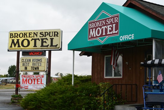 Three Forks, MT: The office