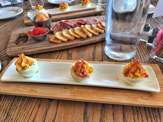 Lynchburg, VA: Deviled eggs