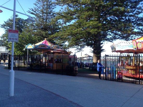 The Entrance, Australia: Rides for children