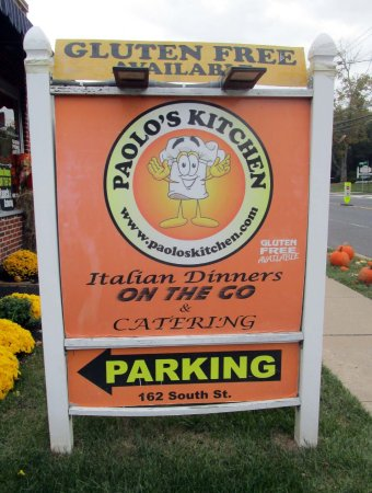 New Providence, NJ: Paolo's Kitchen