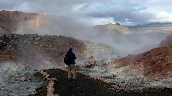 Хафнарфьордур, Исландия: Geothermal