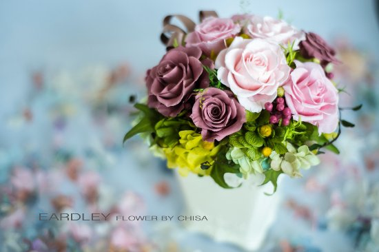 Eardley Flower by Chisa