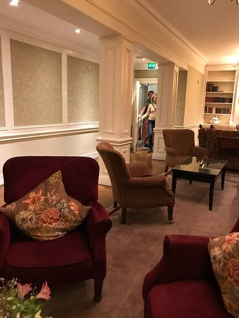 Ennis, Ireland: Sitting room
