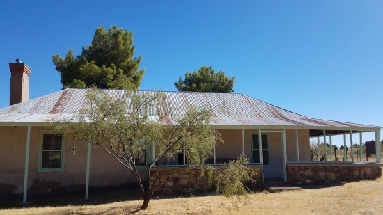 Sierra Vista, AZ: The Brown Ranch and Museum