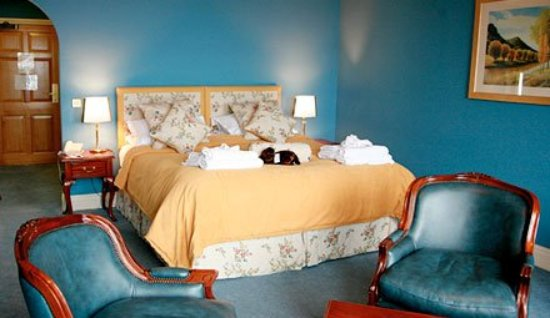 Lake vyrnwy hotel spa deals