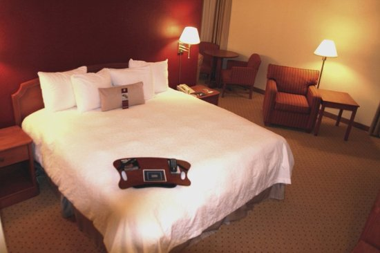 Hampton Inn Reading/Wyomissing: King Mini Suite
