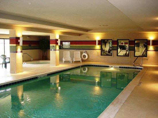 Anderson, Indiana: Indoor Pool