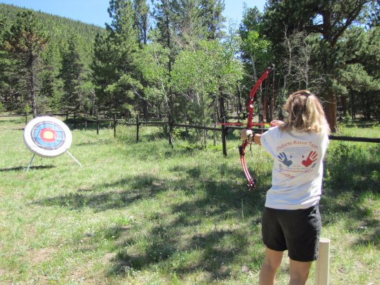 Allenspark, CO: Activities may be available - Archery