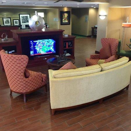 Hays, Κάνσας: Lobby Area