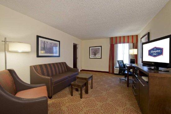 Anderson, Carolina Selatan: Suite Living Room