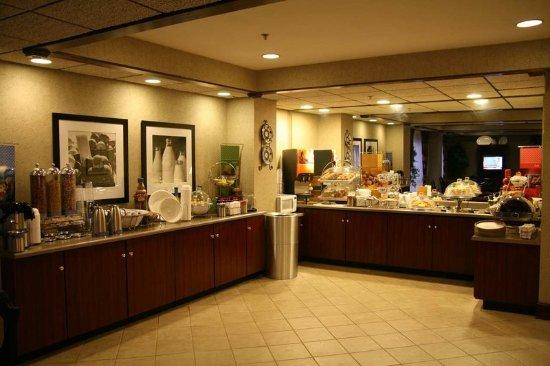 Anderson, Carolina Selatan: Breakfast Bar