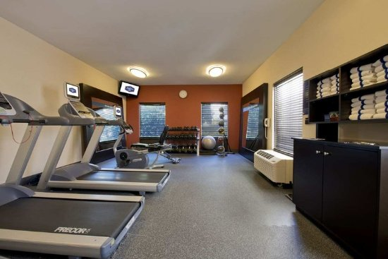 Anderson, Южная Каролина: Fitness Center