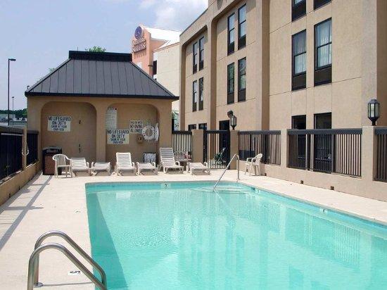 Anderson, Güney Carolina: Pool