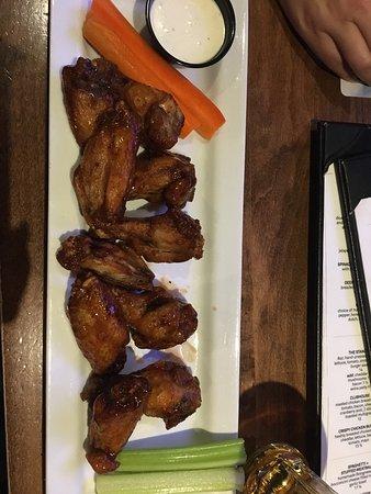 Fort McMurray, Kanada: Honey hot wings