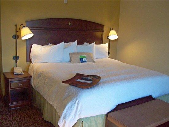 Γκαλλίπολη, Οχάιο: King Bed