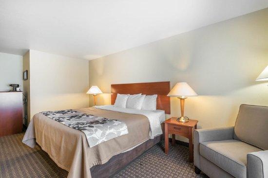 Shepherdsville, KY: King room