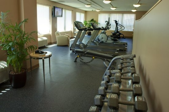 Beverly, MA: Fitness Center