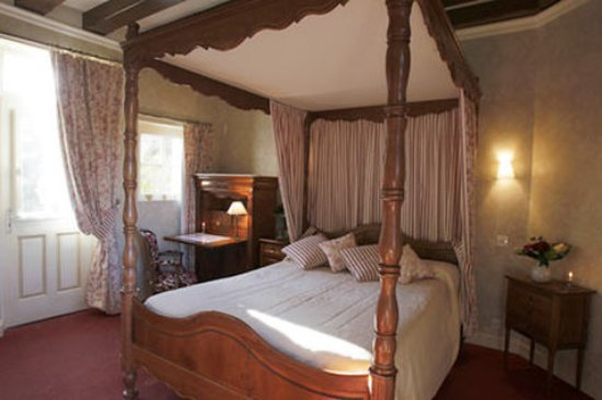 Charge, France: Guest room