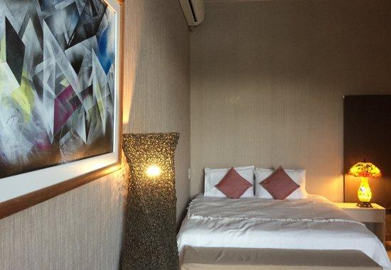 River Rai Residences : Pool villa bedroom