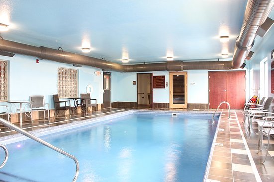 Melvindale, MI: Indoor Pool