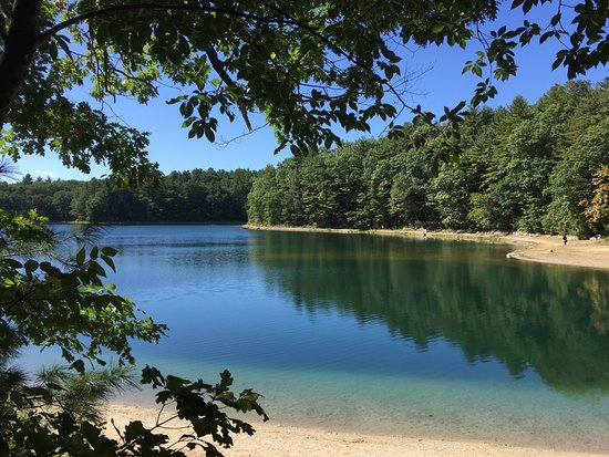 Image result for where is walden pond