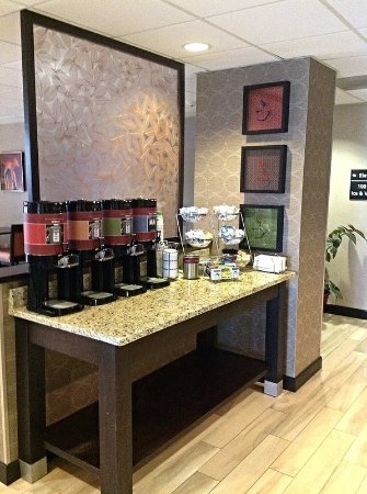 Aiken, SC: Coffee Station