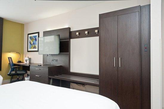 Scott, LA: Double Bed Guest Room
