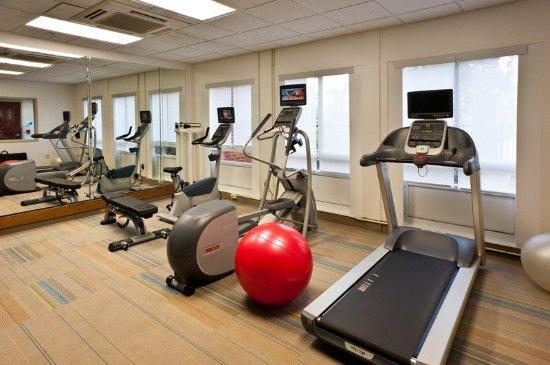Scott, LA: Fitness Center