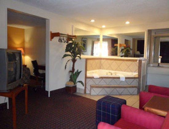 Miamisburg, OH: Jacuzzi Suite