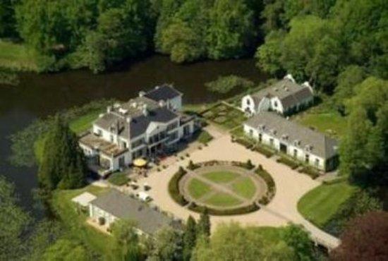 Brummen, The Netherlands: Air view