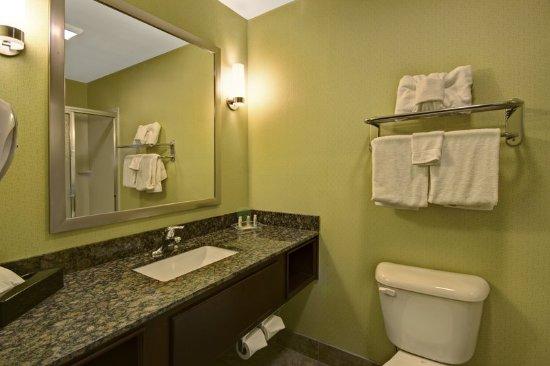 คริสเตียนเบิร์ก, เวอร์จิเนีย: Guest Bathroom
