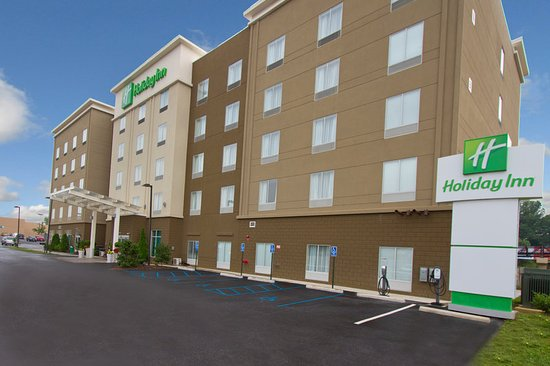 Holiday Inn Christiansburg Blacksburg: Hotel Exterior