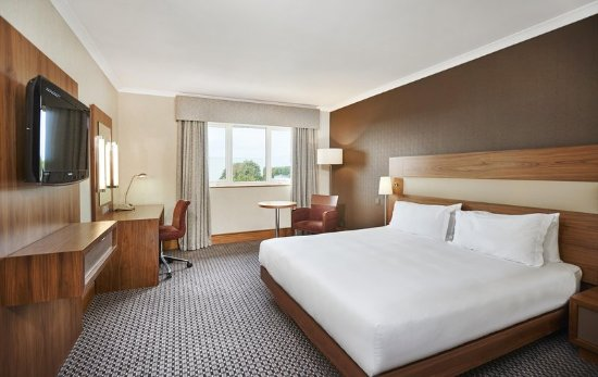 DoubleTree by Hilton Coventry: King Guestroom