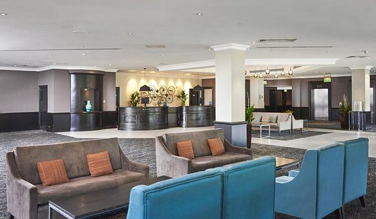 DoubleTree by Hilton Coventry: Reception