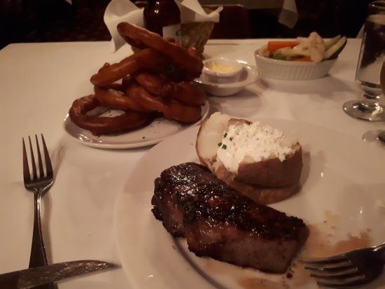 Barberian's Steak House: 20171013_174152_large.jpg